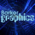 Barker Graphics web design